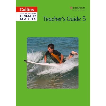 Collins International Primary Maths - Teacher\'s Guide 5 (ISBN: 9780008159986)