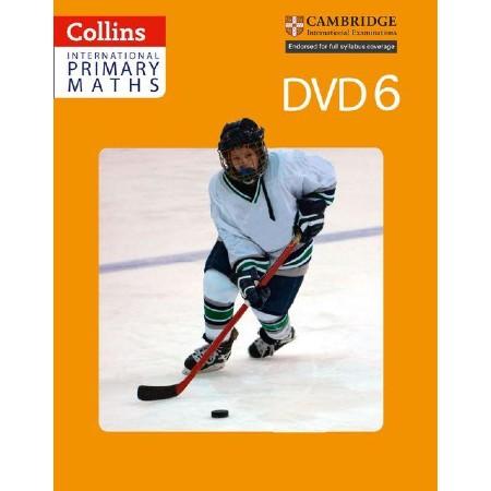 Collins International Primary Maths - DVD 6 (ISBN: 9780008160067)
