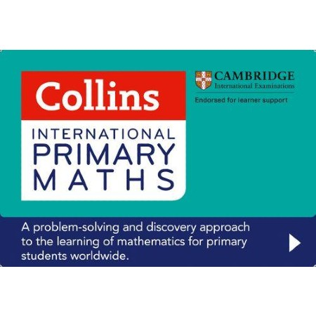 Collins International Primary Maths - Stage 6: Collins Connect, 1 Year Licence (ISBN: 9780008160074)