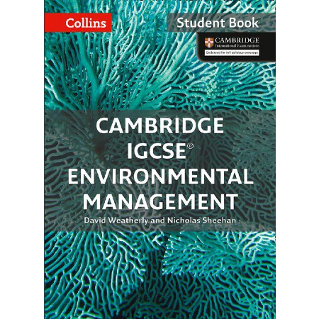 Collins Cambridge IGCSE™ Environmental Management: Powered by Collins Connect, 1 Year Licence (ISBN: 9780008190439)