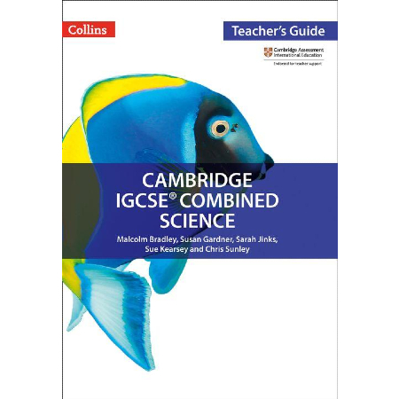 Collins Cambridge IGCSE™ Combined Science Teacher Guide (ISBN: 9780008191535)