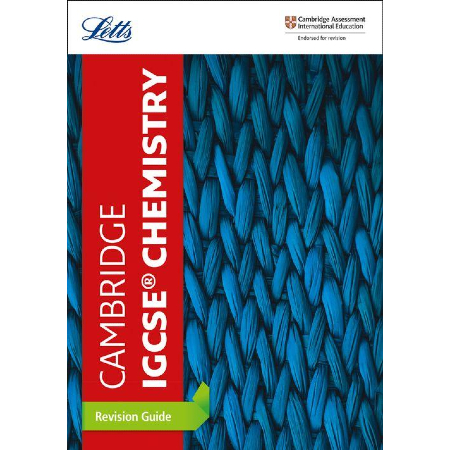 Letts Cambridge IGCSE™ Chemistry Revision Guide (ISBN: 9780008210328)
