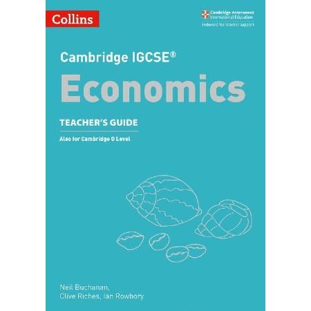 Collins Cambridge IGCSE™ Economics Teacher\'s Guide (ISBN: 9780008254100)