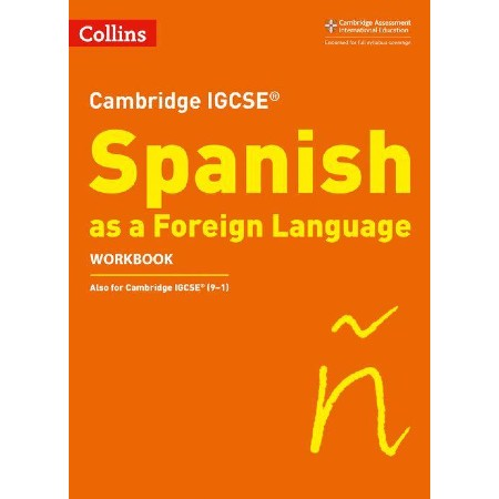 Collins Cambridge IGCSE™ Spanish Workbook (ISBN: 9780008300395)