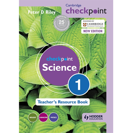 Cambridge Checkpoint Science Teacher\'s Resource Book 1 (ISBN: 9781444143805)