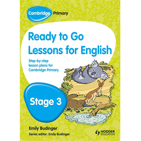 Cambridge Primary Ready to Go Lessons for English Stage 3 (ISBN: 9781444177060)