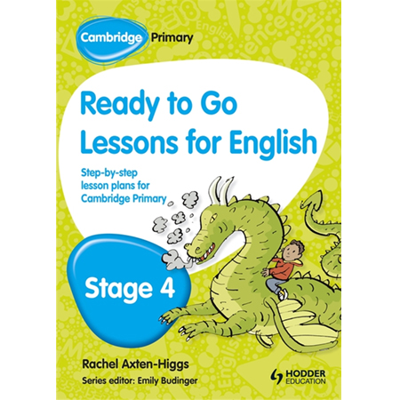 Cambridge Primary Ready to Go Lessons for English Stage 4 (ISBN: 9781444177077)