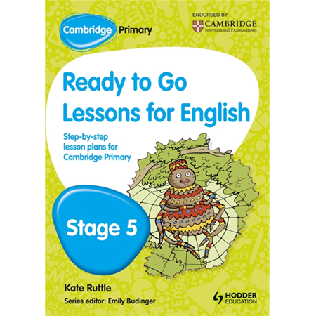 Cambridge Primary Ready to Go Lessons for English Stage 5 (ISBN: 9781444177084)