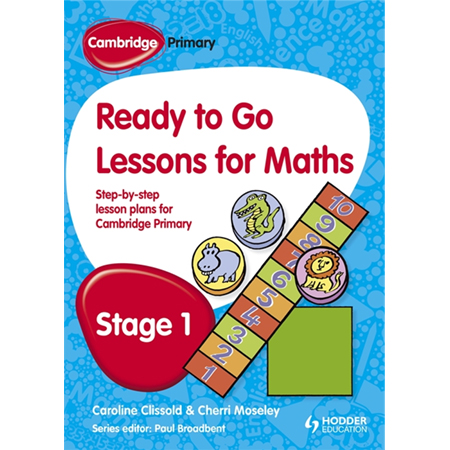 Cambridge Primary Ready to Go Lessons for Mathematics Stage 1 (ISBN: 9781444177602)