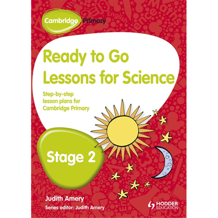 Cambridge Primary Ready to Go Lessons for Science Stage 2 (ISBN: 9781444177831)