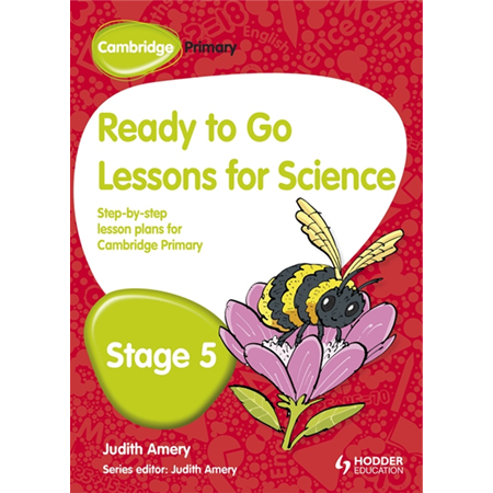 Cambridge Primary Ready to Go Lessons for Science Stage 5 (ISBN: 9781444177862)