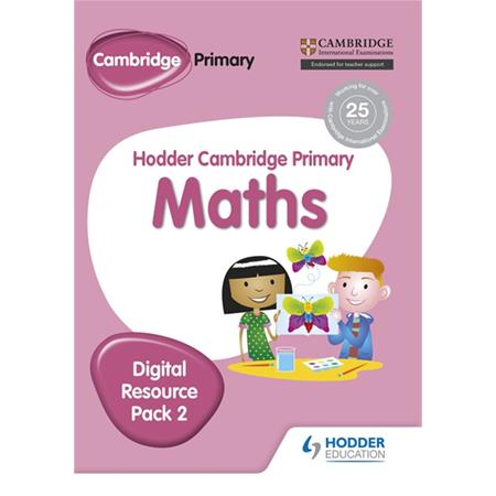 Hodder Cambridge Primary Maths CD-ROM Digital Resource Pack 2 (ISBN: 9781471884702)