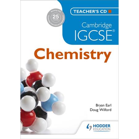 Cambridge IGCSE Chemistry Teacher\'s CD (ISBN: 9781444196290)
