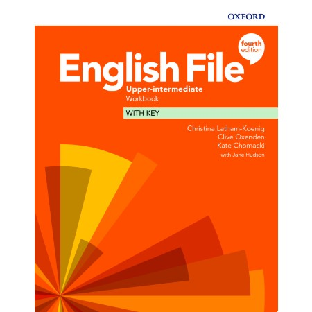 English File Upper-Intermediate Workbook with Key (ISBN: 9780194039888)