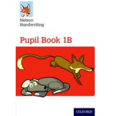 Nelson Handwriting Pupil Book 1B