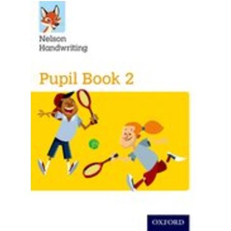 Nelson Handwriting Pupil Book 2