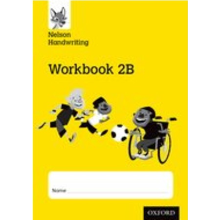 Nelson Handwriting Workbook 2B