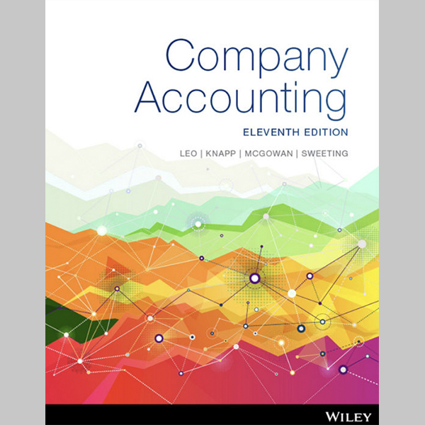 Company Accounting, 11th Edition (ISBN: 9780730364580)