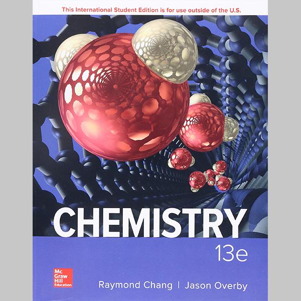Chemistry, 13E (ISBN: 9781260085310)