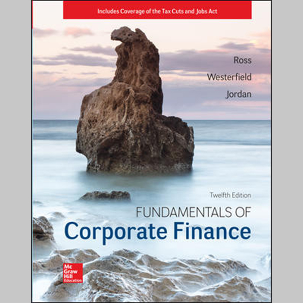 Fundamentals Of Corporate Finance, 12E (ISBN: 9781260091908)