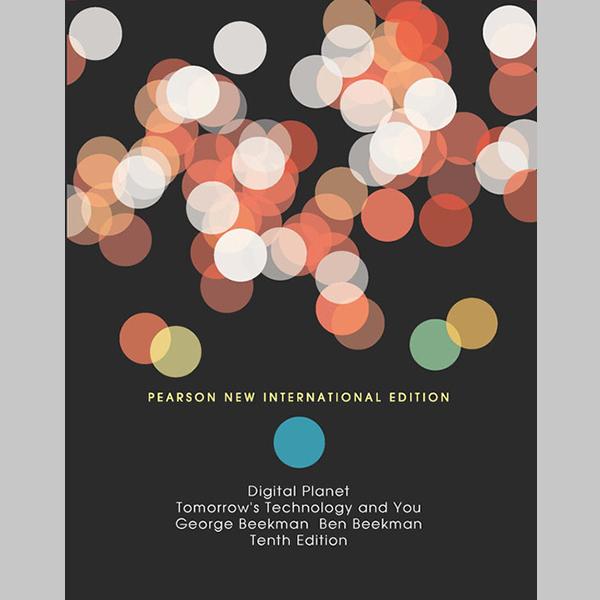 Digital Planet: Pearson New International Edition (ISBN: 9781292021065)