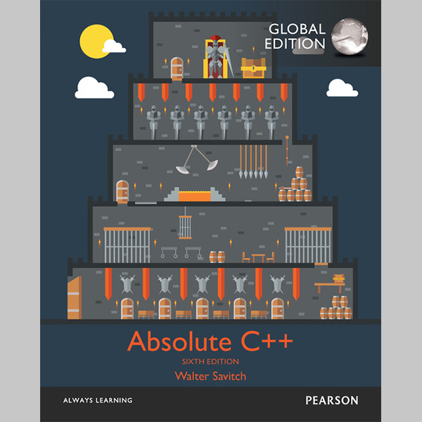 Absolute C++, Global Edition (ISBN: 9781292098593)