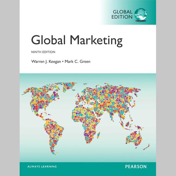 Global Marketing, Global Edition (ISBN: 9781292150765)
