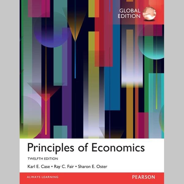 Principles of Economics, Global Edition (ISBN: 9781292152561)