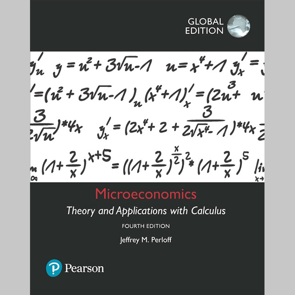 Microeconomics: Theory and Applications with Calculus, Global Edition (ISBN: 9781292154459)