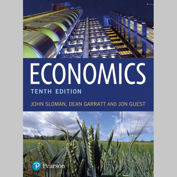 Economics (ISBN: 9781292187853)