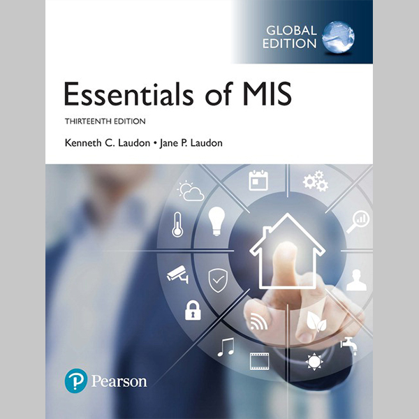 Essentials of MIS, Global Edition (13e) (ISBN: 9781292253350)