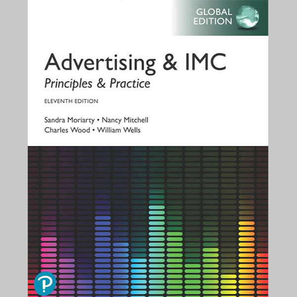 Advertising & IMC: Principles and Practice, Global Edition (11e) (ISBN: 9781292262062)