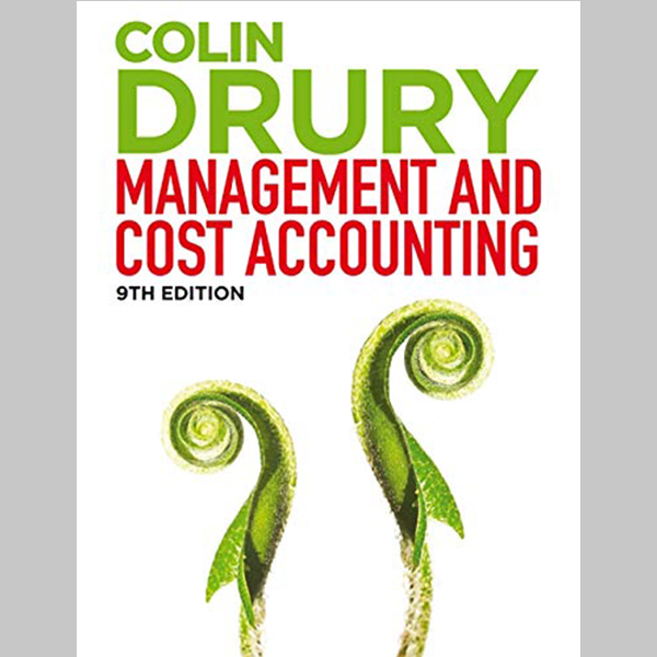 Management and Cost Accounting (with CourseMate and eBook Access) (ISBN: 9781408093931)