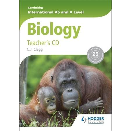 Cambridge International AS and A Level Biology Teacher\'s CD (ISBN: 9781444181425)