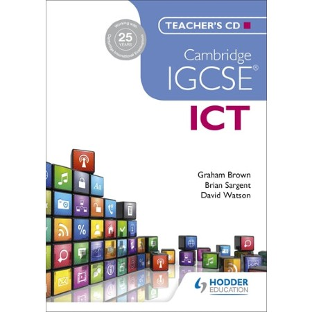 Cambridge IGCSE ICT Teacher\'s CD (ISBN: 9781471807237)