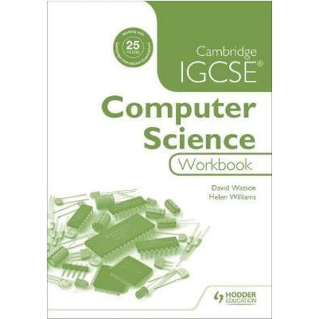 Cambridge IGCSE Computer Science Workbook (ISBN: 9781471868672)