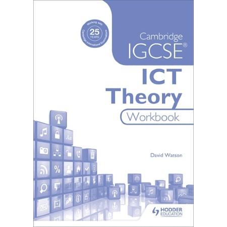 Cambridge IGCSE ICT Theory Workbook (ISBN: 9781471890369)