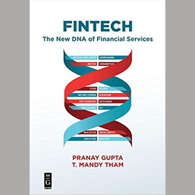 Fintech: The New DNA of Financial Services (ISBN: 9781547417087)
