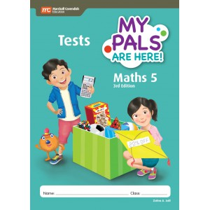 My Pals Are Here Maths (3rd Edition) Tests 5