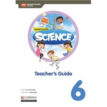 Marshall Cavendish Science Teacher\'s Guide 6 (ISBN: 9789813163898)