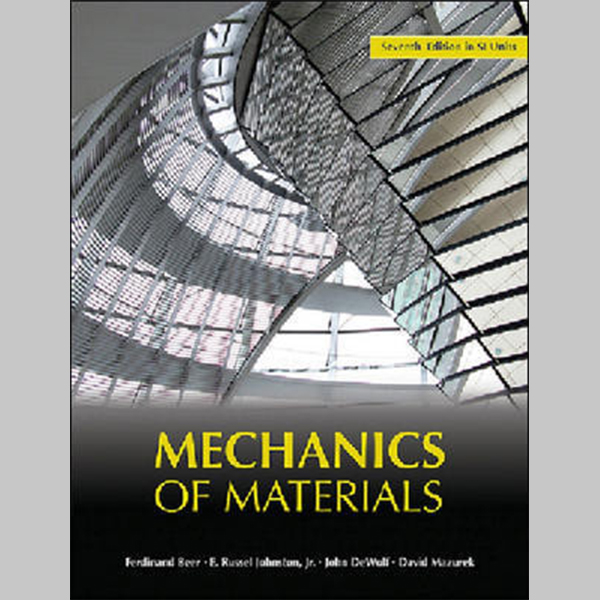 Mechanics Of Materials (ISBN: 9789814595247)