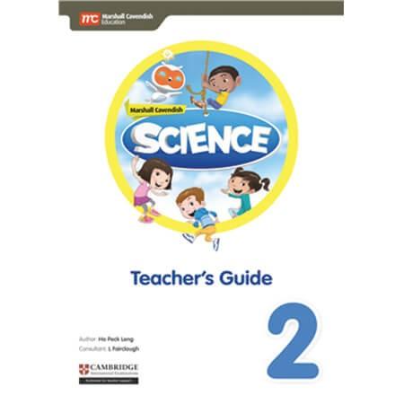 Marshall Cavendish Science Teacher\'s Guide 2 (ISBN: 9789814736879)