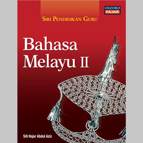 SPG Bahasa Melayu II (ISBN: 9789834505196)