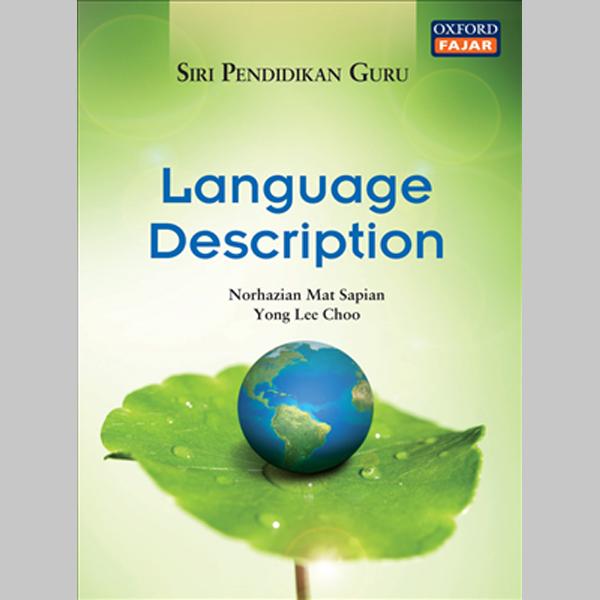 SPG Language Description 1 (ISBN: 9789834702137)