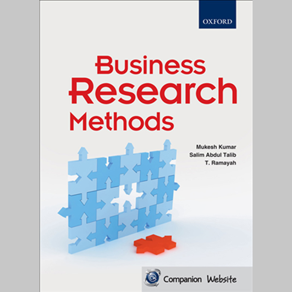 Business Research Methods (ISBN: 9789834707477)