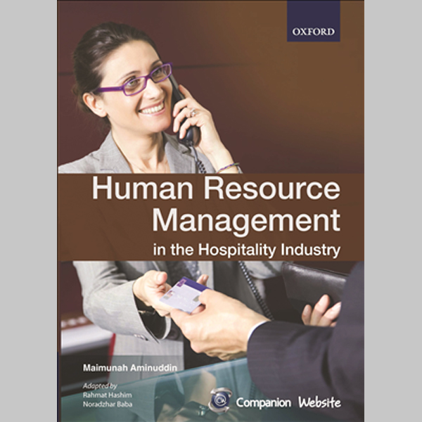 Human Resource Management in the Hospitality Industry (ISBN: 9789834710484)