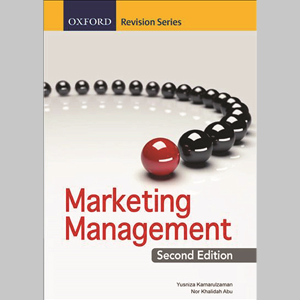 ORS Marketing Management Second Edition (ISBN: 9789834715311)