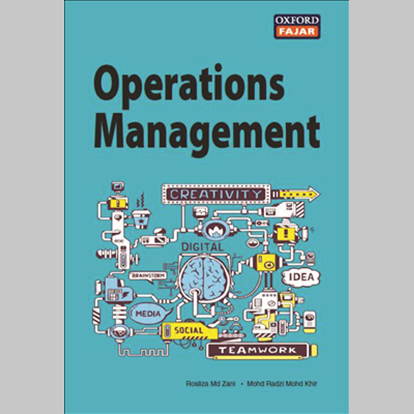 Operations Management (ISBN: 9789834717018)