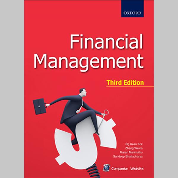Financial Management 3E Third Edition (ISBN: 9789834721138)