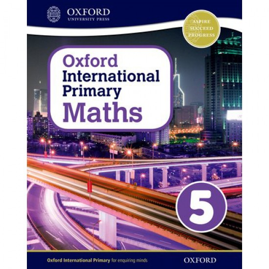 Oxford International Primary Maths 5 (ISBN: 9780198394631)